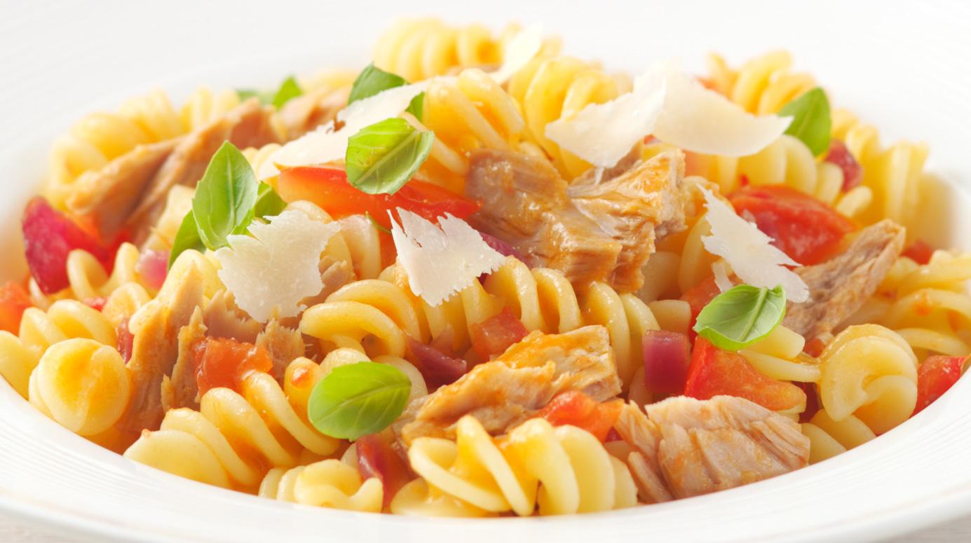 tuna and tomato recipes