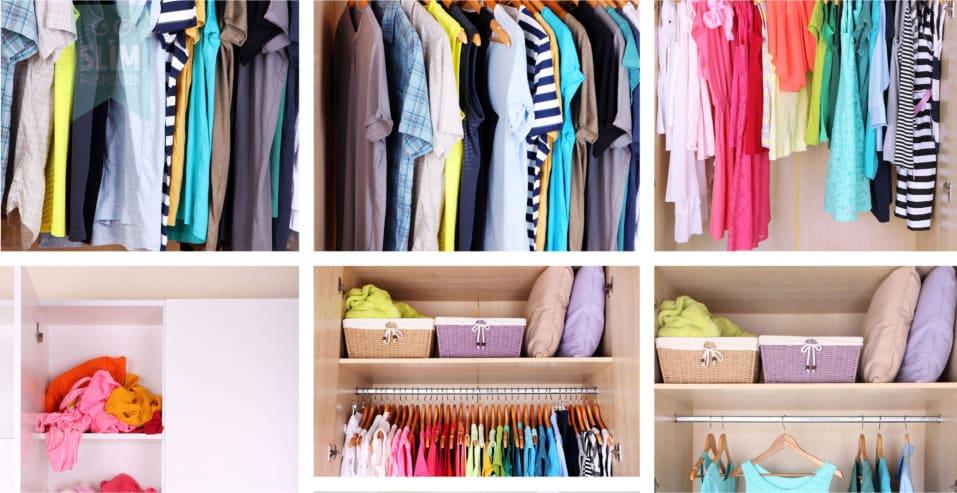 draag jij alle kleding die in je kast hangt?