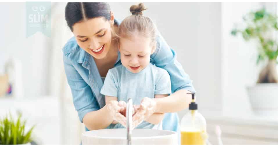 hygienisch huishouden