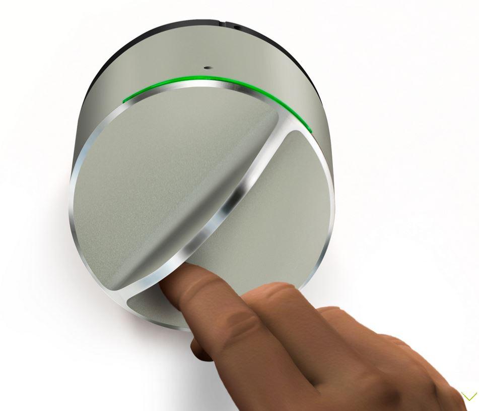 danalock v3, elektrisch slot, slim deurslot, deur openen met smartpohone, domotica