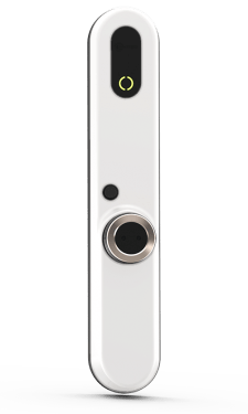 invited smart lock colors, slim deurslot, elektrisch slot