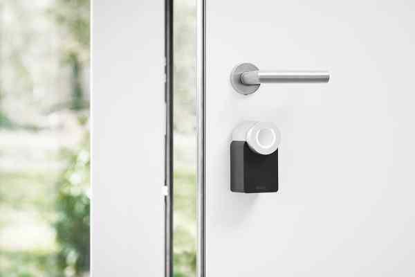 nuki, smartlock, slim deurslot, deur openen met smartphone