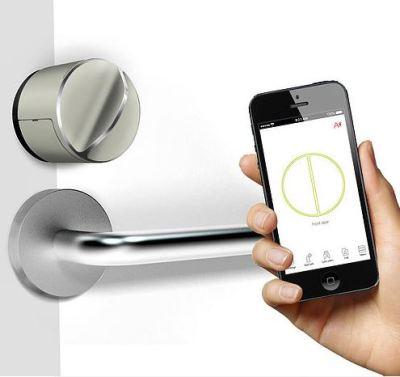 danalock v3, slimme deurslot, smart locj