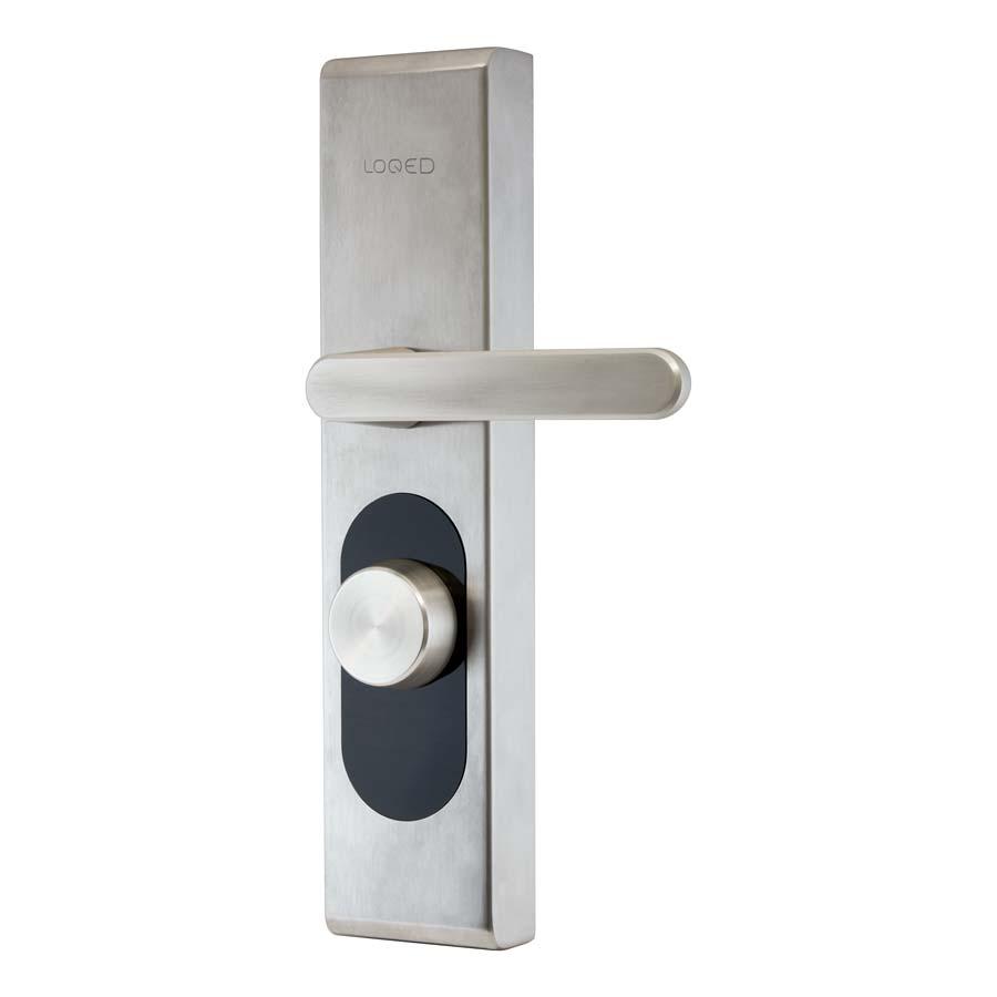 loqed, slim deurslot,smartlock, elektronisch slot, elektrisch slot, deur openen op afstand