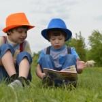 Bloghop Kinderboekenweek 2018: Vouwboekje!