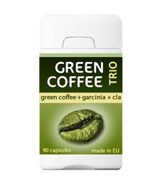trio brand of green coffee supplement