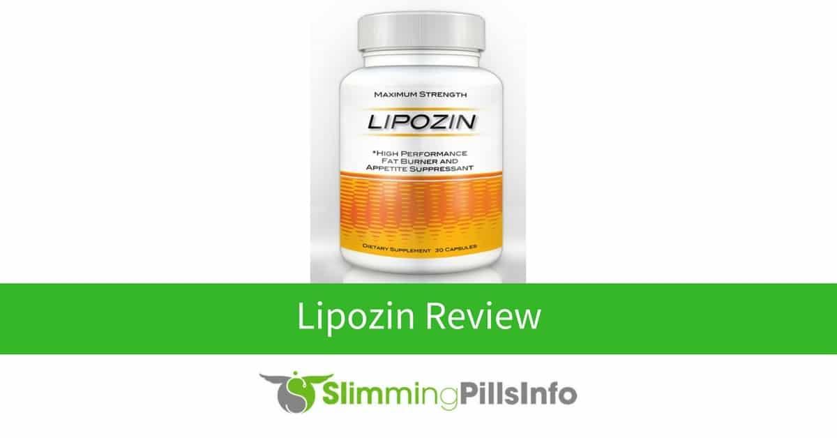 Lipozin Review Slimmingpillsinfo Co Uk