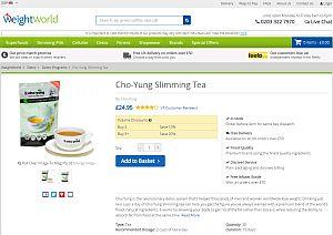 buy cho-yung tea uk