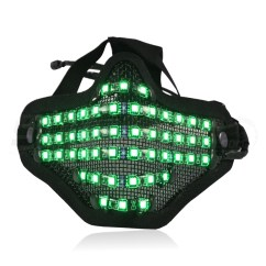 Sling Chairs For Sale Stackable Cover Bionic Led Face Mask With Adjustable Multi Color By Designs