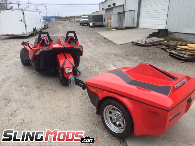 Trailer And Twowheel Conversion On Bushtec Trailer Wiring Harness