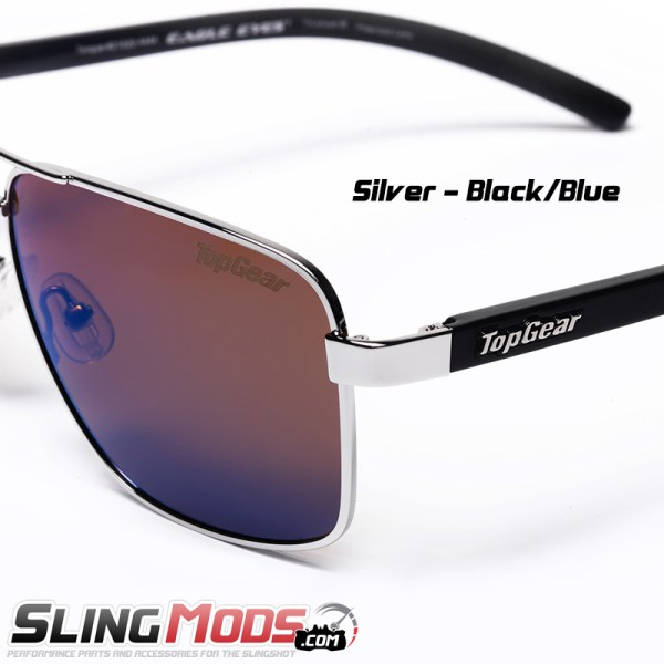 b35a6a8e58ceb Eagle Eyes Fit Ons Sunglasses. Top Gear Torque Series Polarized Daytime  Driving Glasses