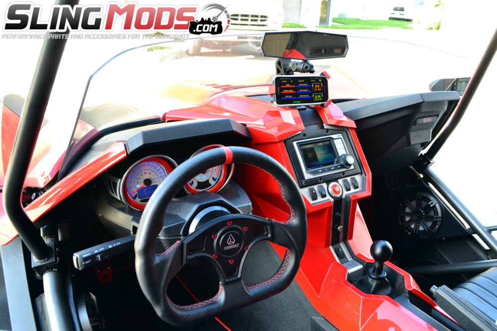 medium resolution of  neutrino smartphone controlled accessory fuse block for the polaris slingshot