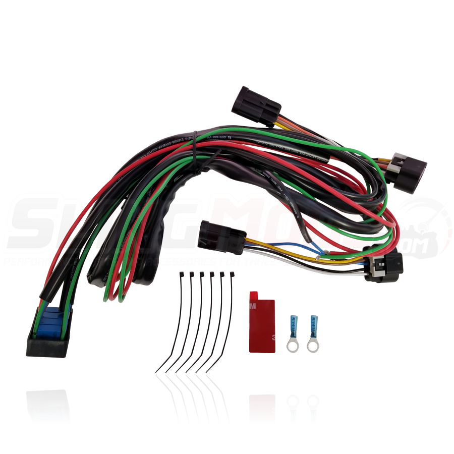 medium resolution of can am spyder f3t f3 limited trailer wiring harness can am x3 wiring harness can am wiring harness