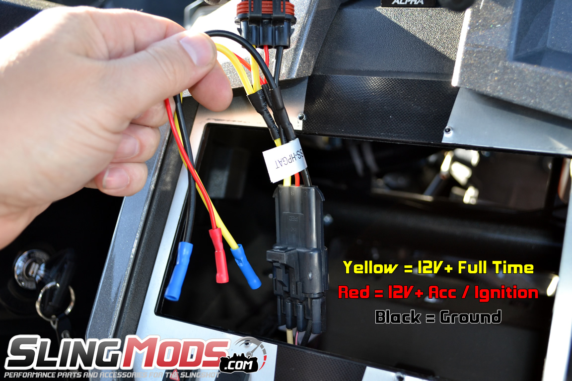 Polaris Rear View Camera Wiring Diagram