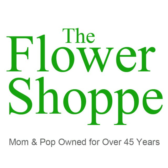 The Flower Shoppe Logo