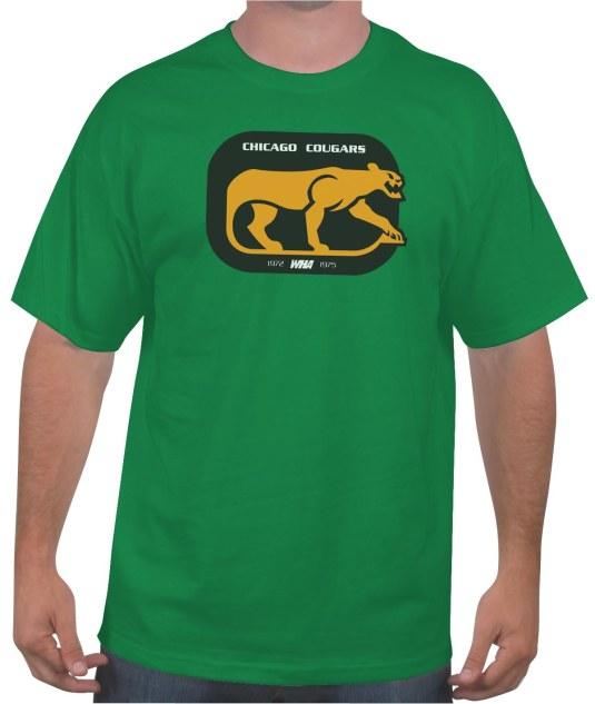 chicago-cougars-hockey-t-shirt