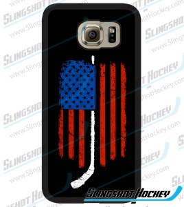 american-flag-hockey-Galaxy-S6 case