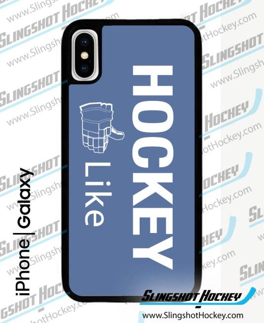 I Like Hockey Phone Case