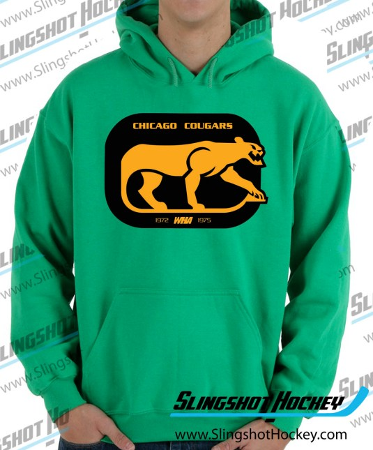 chicago-cougars-green-hockey-hoodie