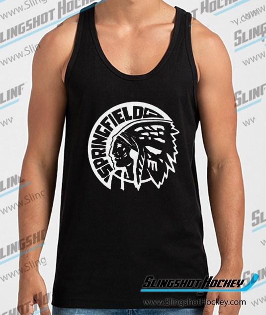 springfield-indians-black-hockey-tank-top