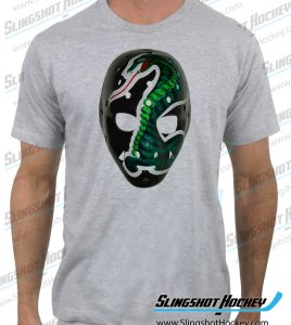Gary-Simmons-California-Golden-Seals-Cobra-Mask-heathe-grey-mens-hockey-shirt