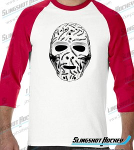 Gerry-Cheevers-Goalie-Mask-raglan-white-red-slingshot-hockey