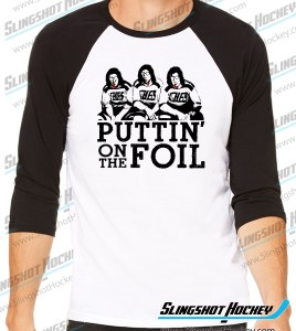 puttin-on-the-foil-hanson-brothers-slap-shot-raglan-black-white