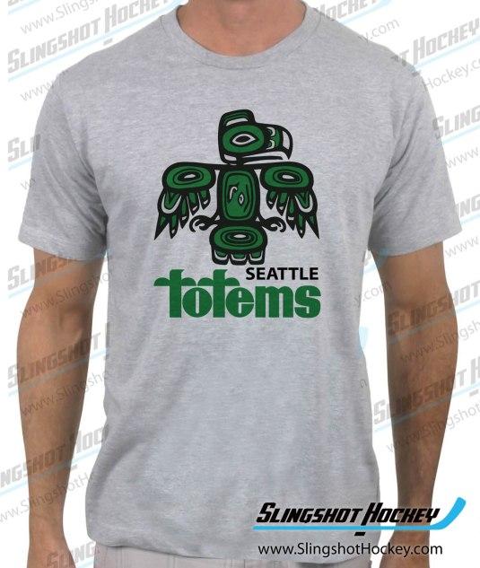 Seattle-totems-heather-grey-mens-hockey-shirt