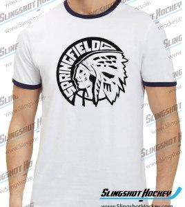 Springfield-Indians-ringer-white-black-tshirt-SH