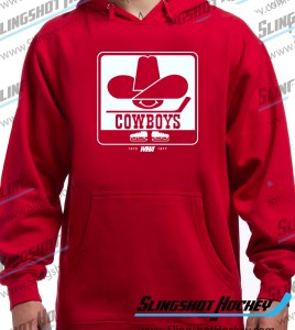 calgary-cowboys-red-hockey-hoodie