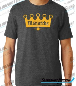 los-angeles-monarchs-charcoal-heather-hockey-shirt