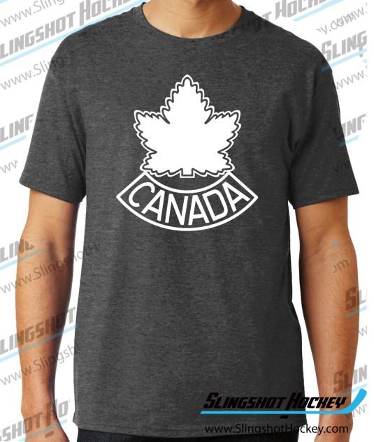 team-canada-1948-charcoal-heather-grey-hockey-tshirt