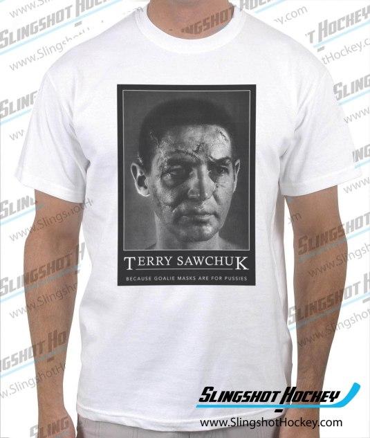 terry-sawchuk-white-tshirt