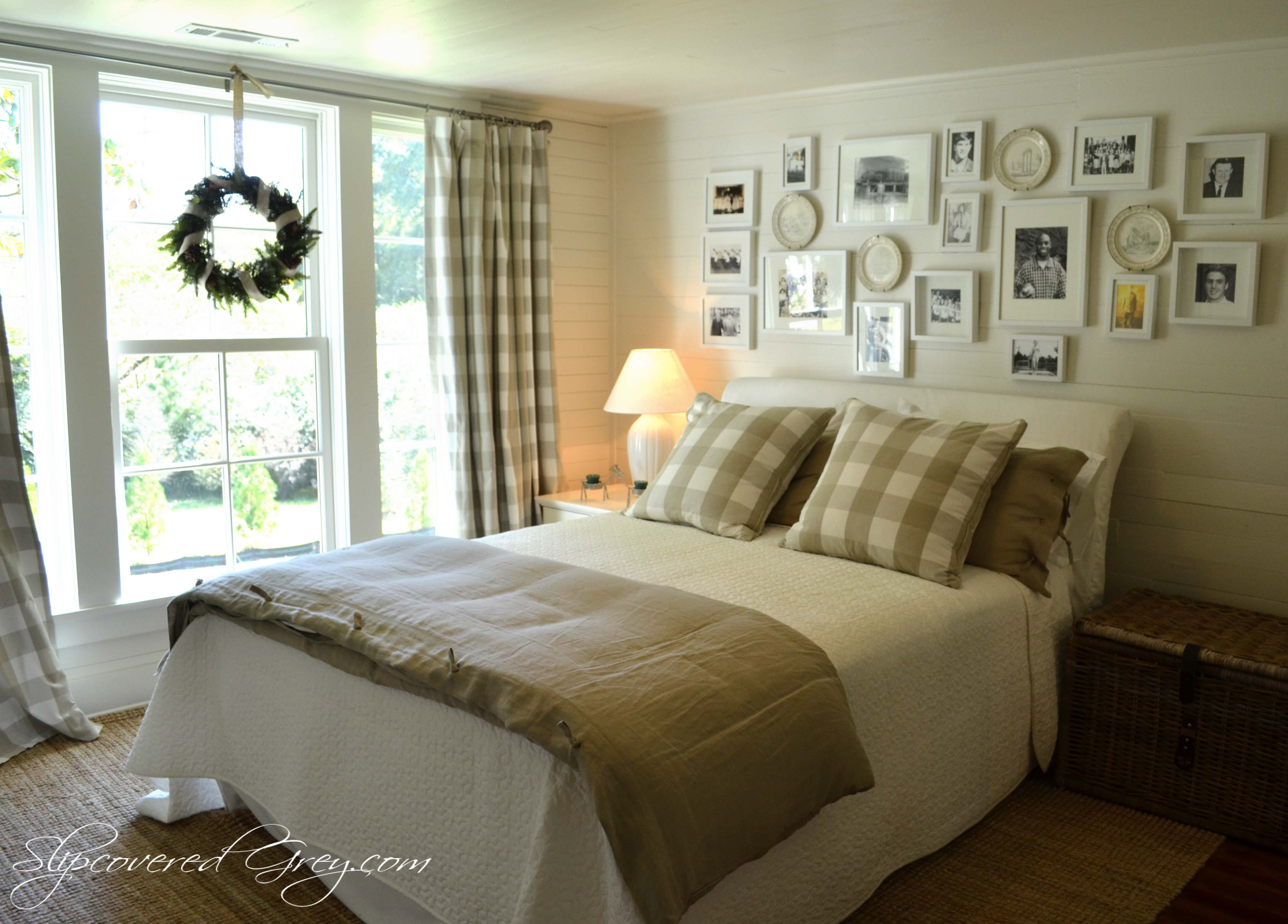 Southern Living Idea House 2012 Cont Slipcovered Grey