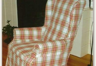 Custom Made Dining Chair Slipcovers