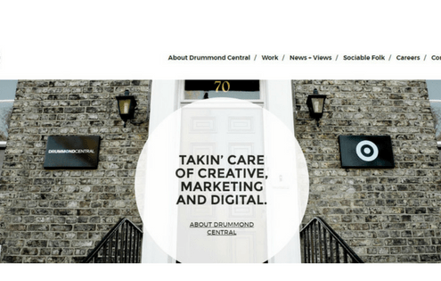 Marketing Agency in Newcastle - Drummond Central, UK