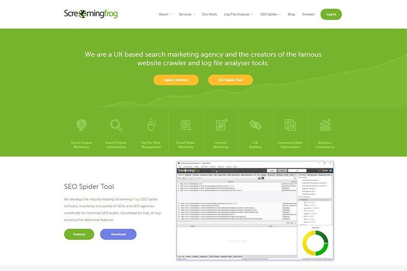 Screaming Frog Ltd