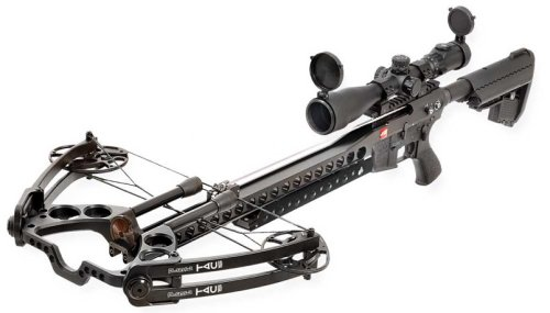 Zombies beware: TAC-15 Tactical Crossbow means business