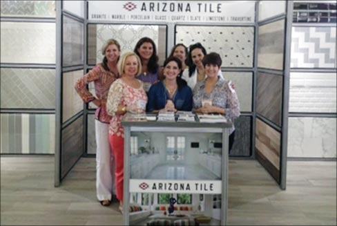 slippery rock gazette arizona tile honored with industry partner awards