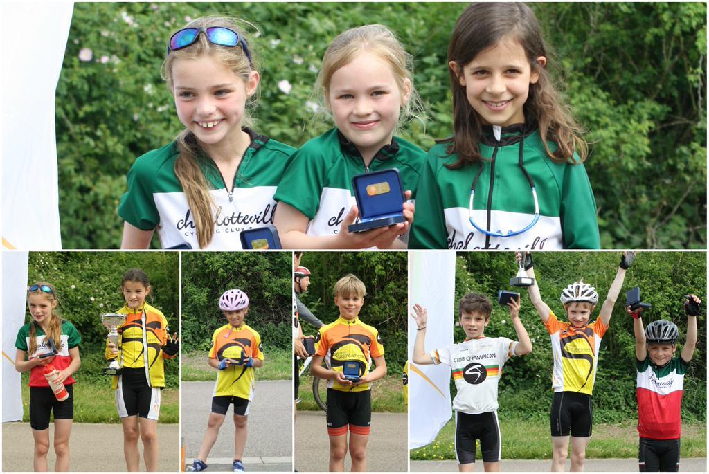 Under 10 TT Winners