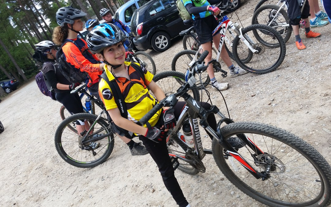 Rafael's BC Half-Term Swinley Ride