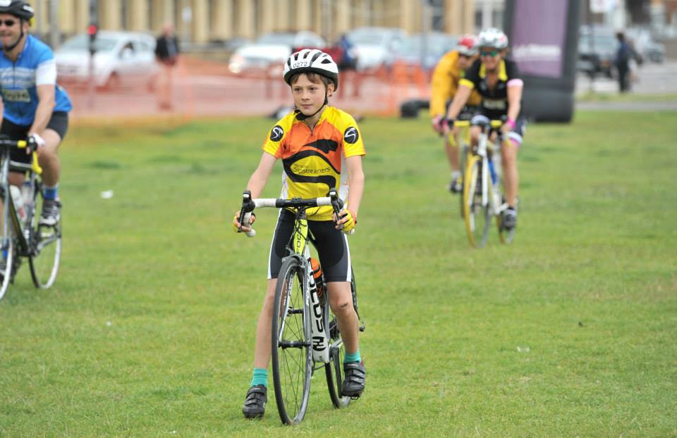George Rides London to Brighton for Charity