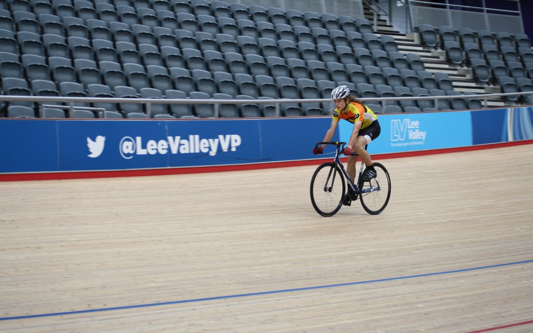 Lee Valley Velodrome – A Mountain Biker's Perspective