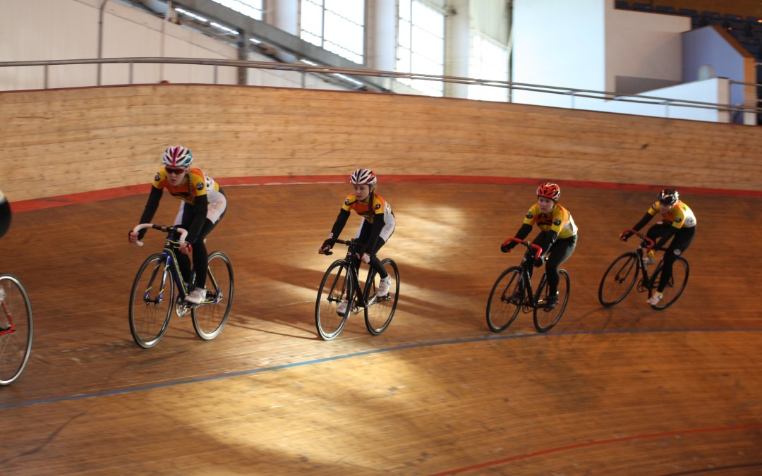 2016/17 Club Track Sessions: Calshot & Derby Arena