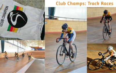Club Champs 2016: What to Expect – Track Races