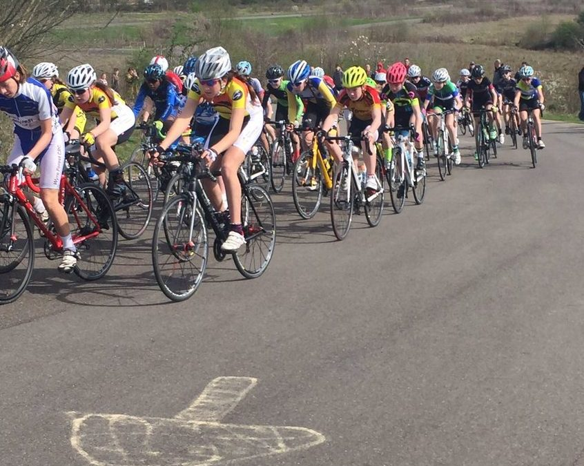 National Road Series Kicks Off With Slipstreamers in Full Force