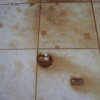 How To Remove Rust Stains On Tiles | Tile Design Ideas