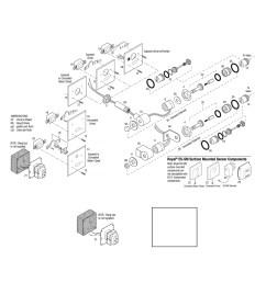 actuator cartridge assembly repair kit [ 1600 x 1600 Pixel ]