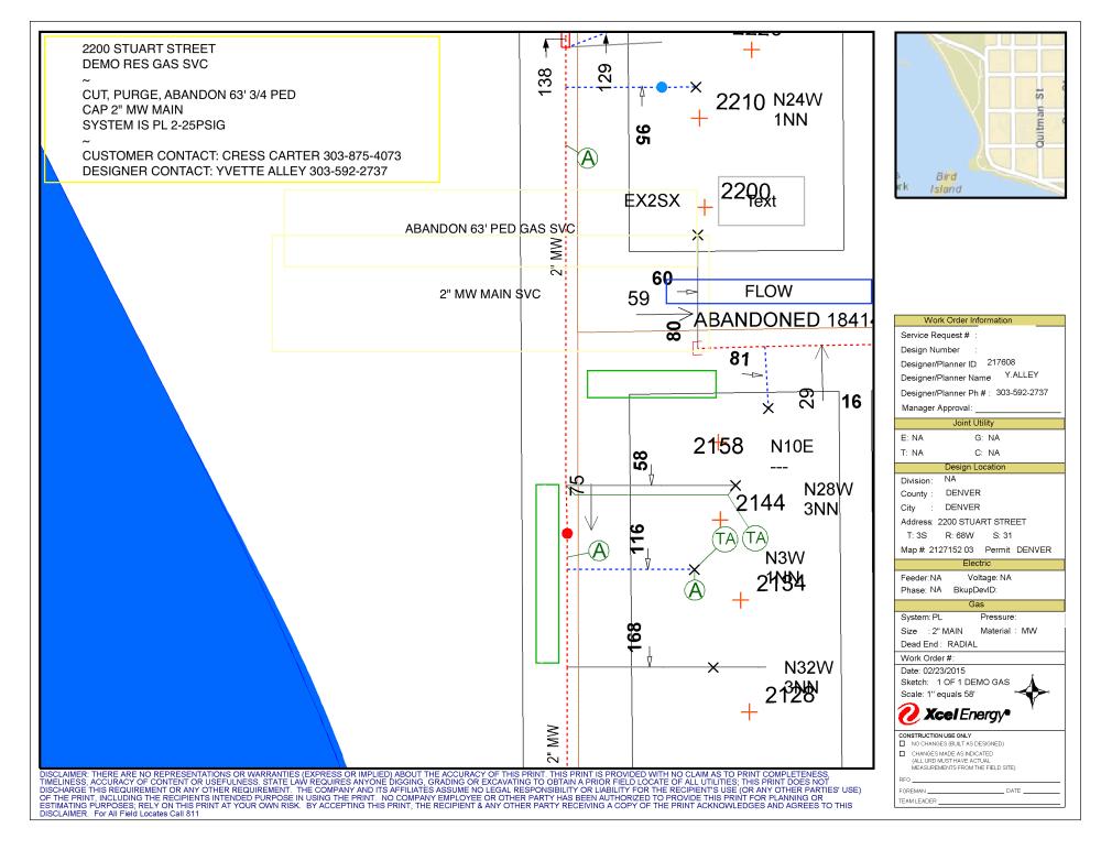 medium resolution of electric demolition diagram gas demolition diagram
