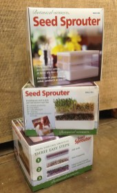 22. Botanical Interests seed sprouter